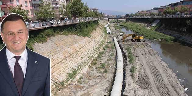 Asi Nehri'ne akan kirli su olmayacak