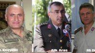 Hatay'dan 3 Albay Tuğgeneral Oldu