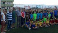 Defne'de Yaz Futbol Okulu