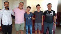 Güzelyaylaspor'dan 2 genç yetenek