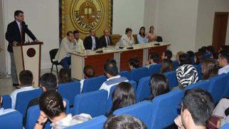 Genç avukatlara seminer
