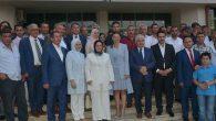 Azeri Milletvekili  Hatay'ı Karış Karış Gezdi