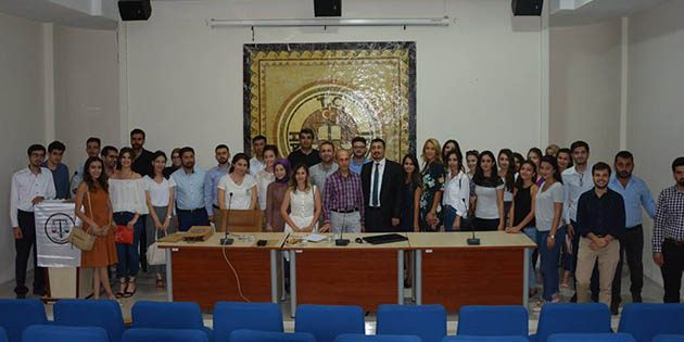 Avukatlara SYDF Semineri