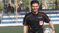 M.Cem Hanoğlu Sivas-Kayseri Maçında