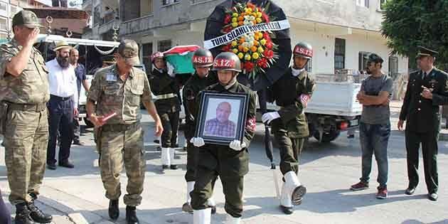 Gazi, 'Gaziler Günü' Öldü