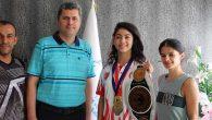 Dünya Şampiyonu GS İl Müdürlüğü'nde