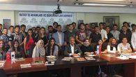 HATİAB'dan, İstanbul'daki Hataylı Gençlere Eğitim Semineri: