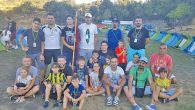 Babalar ve Çocuklarının kamp keyfi