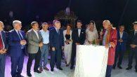 Kemal Karahan kızını evlendirdi
