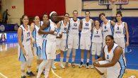Kadın Basketçiler KKTC'de