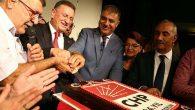 94.yıl pastası