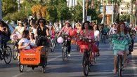 Yollarda bisikletlilere saygı istiyoruz …