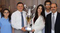 Türkiye 3.Lüğü Kupası Hatay Bşb'ye