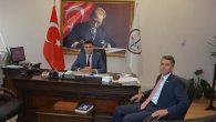 CHP'li Vekilin Baro Ziyareti