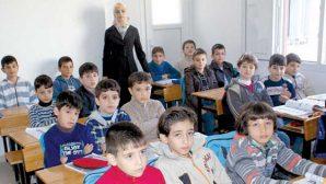Türk-Suriyeli Karma Eğitimi Sakıncalı