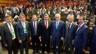 AKP'li başkanlar, bakan yardımcılarıyla…