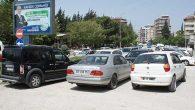 Hatay'da Trafik akışı kontrollerinde: