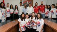 İskenderunlu Bayan Sutopu Sporcuları Başarısı