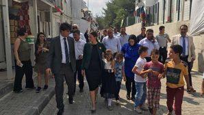 Azeri Vekil Yetim Çocuklarla