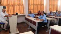 Zabıta personeline eğitim