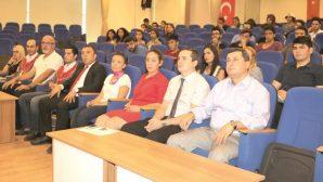 İSTE Öğrencileri için, 'Hoşgeldin' toplantısı