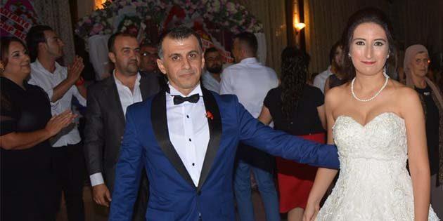 Meclis Üyesi Cepni evlendi