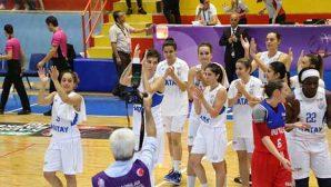 Kadınlar Basketbolda: