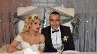 """""""Canan-Mehmet""""  Mutlu yuvalarını kurdu"""