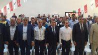 CHP, Altınözü'nde kongre yaptı