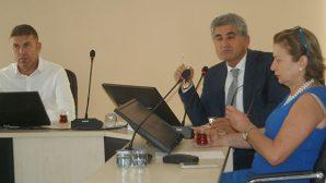 Defne Belediye Meclisi Ekim dönemi toplantısı
