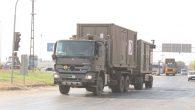 Askeri ilk yardım malzemeleri Cilvegözü'den geçti