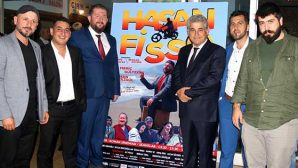Alkışlar Hasan Fisso'ya