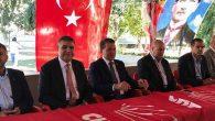 CHP Hassa'da Kongre yaptı