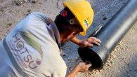 Kireçli borular yerini sağlıklı borulara bırakıyor …