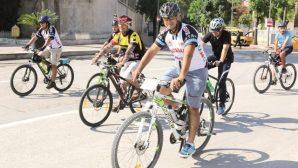 Pedaller kalp için çevrildi