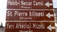 Museum, Church ve Mosque dedik!