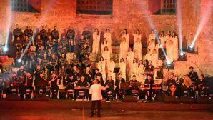 Aya İrini'de Seyirci Rekoru