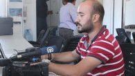 Sınıra mobil basın merkezi