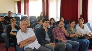 Samandağ'da girişimcilik  kurslarına yoğun ilgi