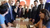 Arsuz'da Satranç Turnuvası