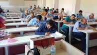 Zabıta Sınavı MKÜ'de