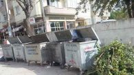 Cadde, çöp merkezine dönüştü …