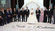 Ergin, kızını evlendirdi…