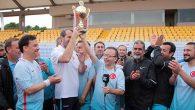 Milletvekili Fevzi Şanverdi futbolda hünerlerini sergiledi