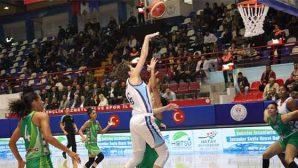 HBB Kadın Basketbol Takımı Yenilmezlik Unvanında
