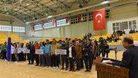 Üniversiteler Voleybol Turnuvası Hatay'da