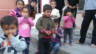 Suriyeli Çocuklara da Aşı