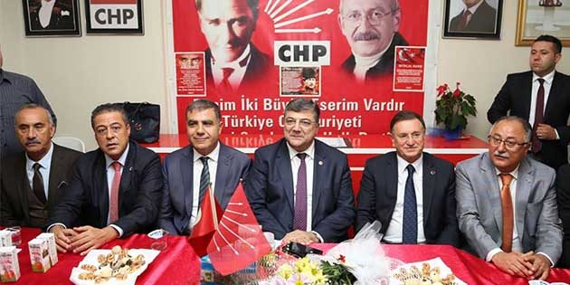 CHP Genel Sekreteri Sındır…