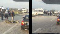 Kaza; 4 yaralı…