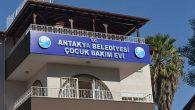 Antakya Belediyesi Çocuk Bakım Evi  Hizmete Girdi